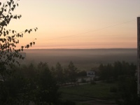 Закат в Березниках