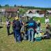 Экологический поход по Чусовой 2010. Фотоотчет. Ставим лагерь.
